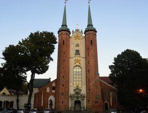Фото Оливский собор