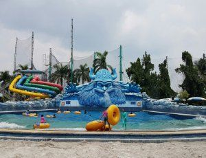 Аквапарк Pondok Indah