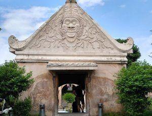 Памятник Taman Sari