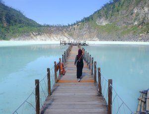 Фото Озеро Kawah Putih