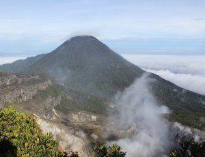 Вулкан Геде