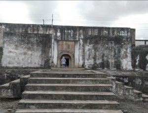 Памятник Situs Warungboto