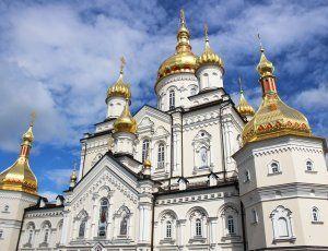 Фото Свято-Успенская Почаевская Лавра