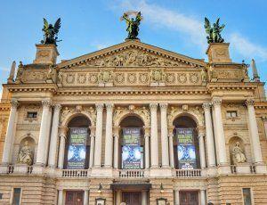 Львовский театр оперы и балета
