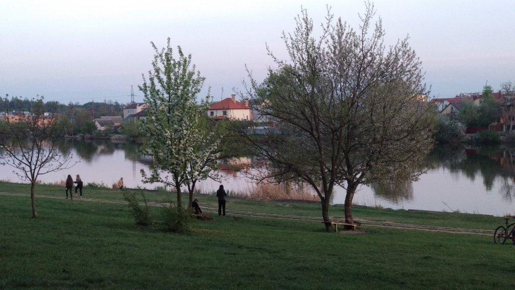 Достопримечательность Парк Дружбы народов в Виннице