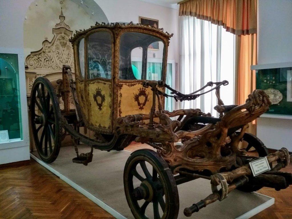 Достопримечательность Национальный музей истории Украины в Киеве ...