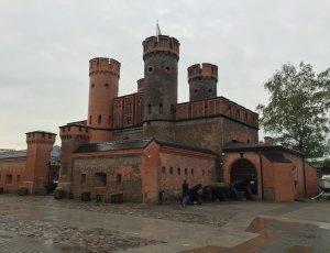 Крепость Фридрихсбург
