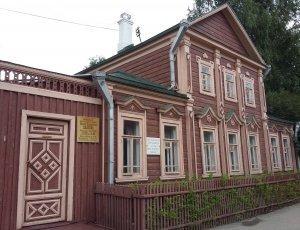 Мемориальный музей-усадьба академика И.П. Павлова