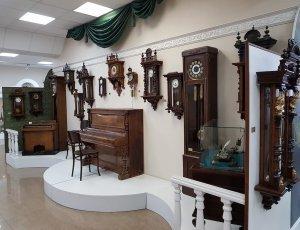 Городской музей часов