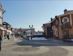 Фото 130 Квартал в Иркутске