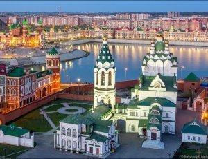 Фото Царевококшайский Кремль