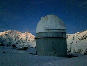 Международная обсерватория «Пик Терскол»