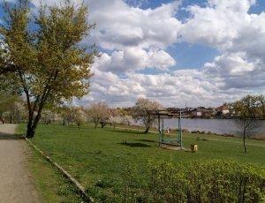 Фото Парк Дружбы народов в Виннице