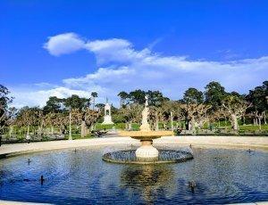 Фото Парк Золотые ворота