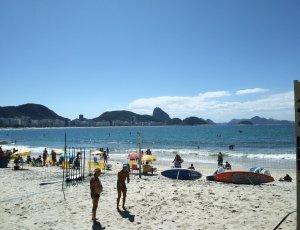 Фото Пляж Копакабана