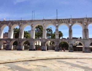 Мост Акведук-да-Кариока