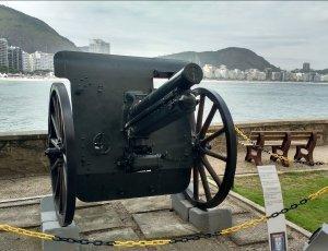 Форт Копакабана