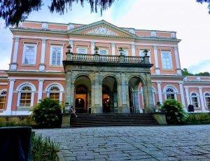 Императорский музей в Петрополисе