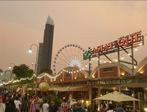 Ночной рынок «Азиатская набережная»