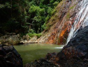 Водопад Na Mueang-1