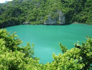 Фото Озеро Ko Mae Ko
