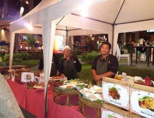 Ночной рынок Чонг Мон