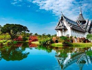 Путешествие в Бангкок, Таиланд