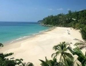 Пляж Натон