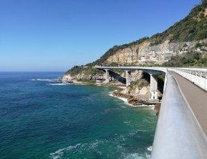 Мост Sea Cliff Bridge