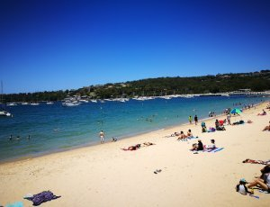 Пляж Балморал