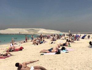 Пляж Джумейра-Бич