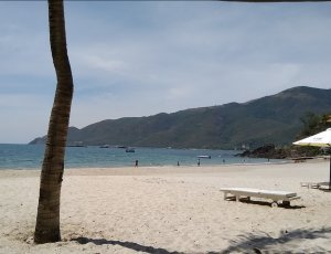 Пляж Нху Тьен