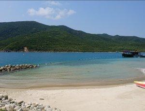 Залив Дам Бэй