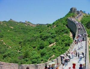 Фото Участок Китайской стены Бадалин