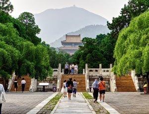Фото Гробницы императоров династии Мин