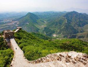 Участок Китайской стены Симатай