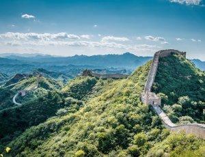 Участок Китайской стены Цзянкоу