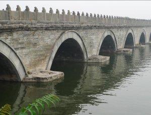 Мост Лугоуцяо Марко Поло