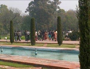 Сад Тадж Махал