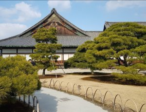 Замок Нидзо
