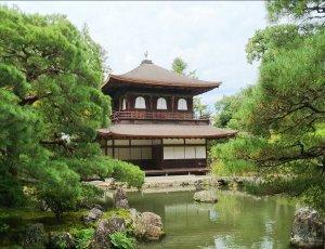 Храм Гинкаку-дзи