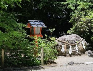 Храм Симогамо