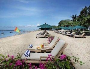 Пляж Санур