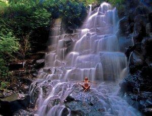 Водопад Канто-Лампо