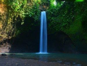 Водопад Тибумана