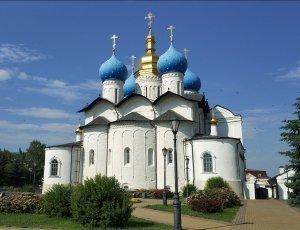 Фото Казанский Благовещенский собор