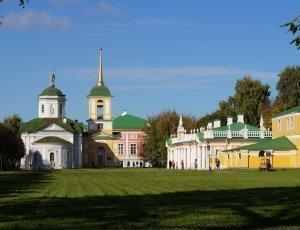 Музей «Усадьба Кусково»