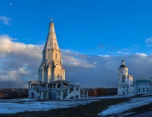 Церковь Вознесения Господня в Коломенском