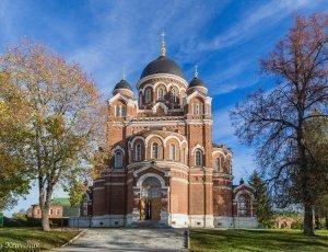 Спасо Бородинский женский монастырь