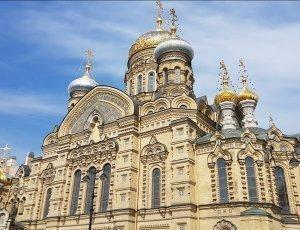 Храм Успения Пресвятой Богородицы на Васильевском острове